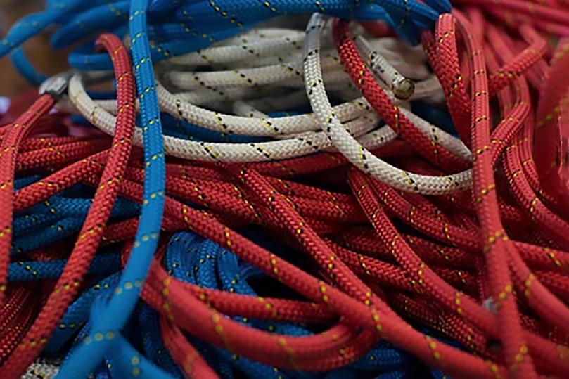 Petzl climbing rope recall