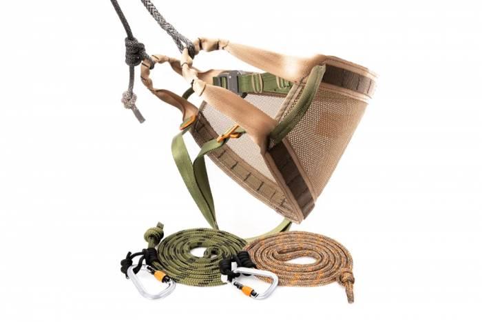 Tethrd Phantom Tree Saddle Starter Kit