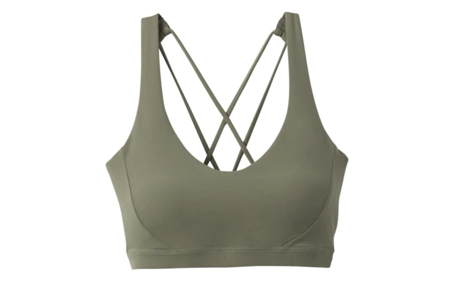 prana everyday bra