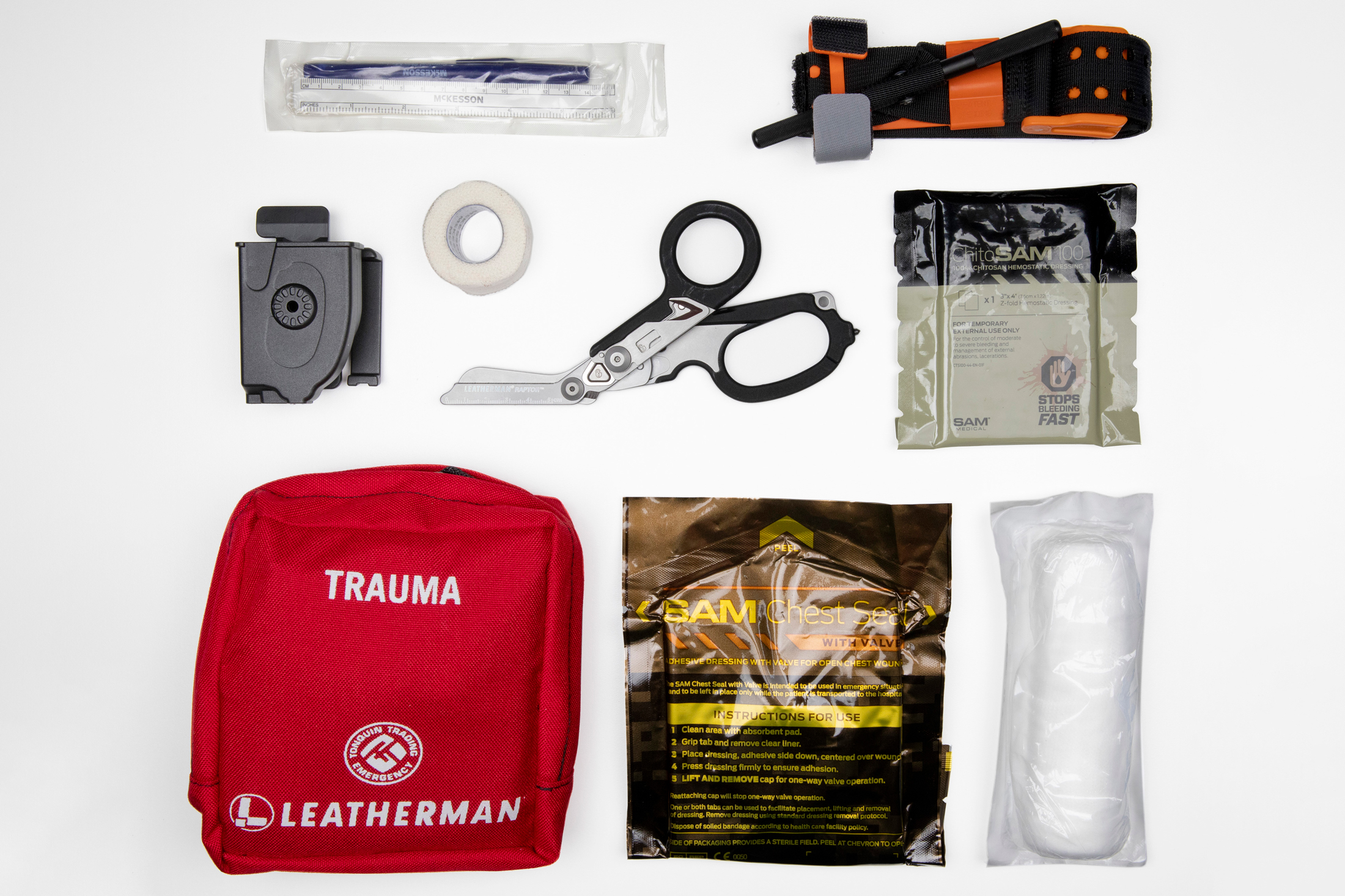 Leatherman Raptor Trauma Kit