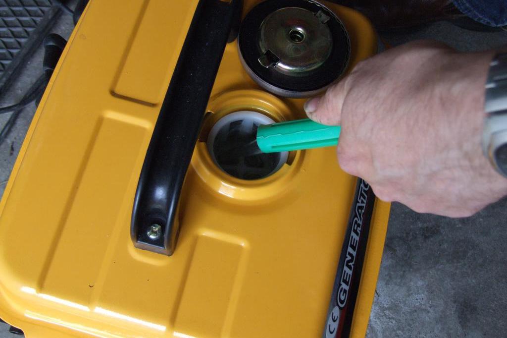 refueling generator