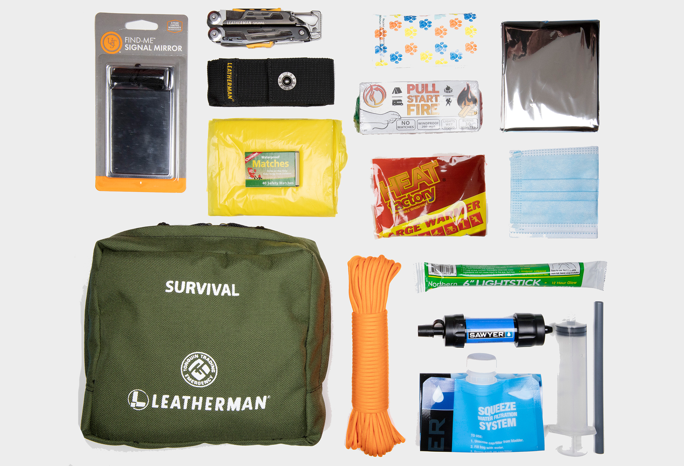 Leatherman Signal Survival Kit