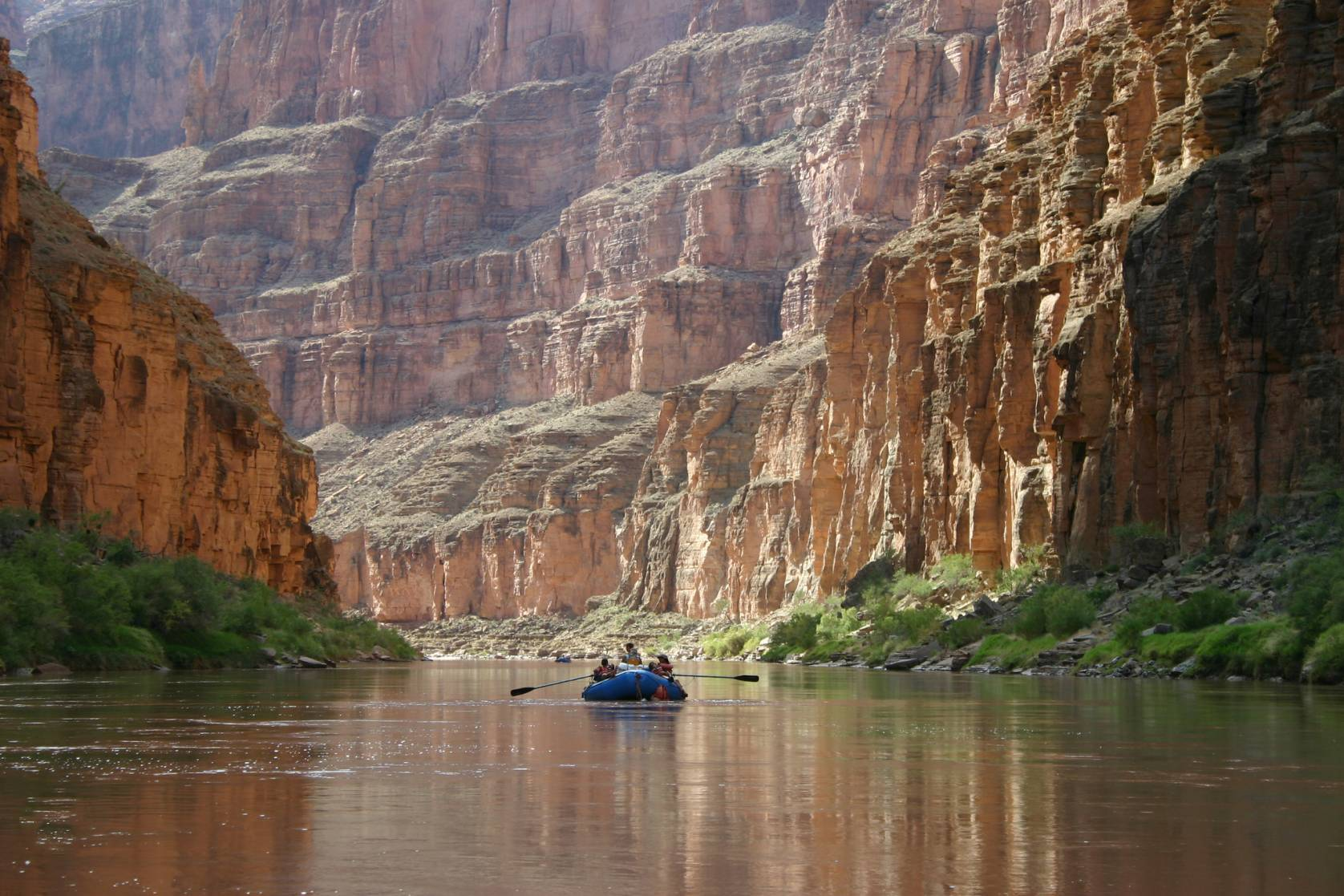 national water trail, colorado river