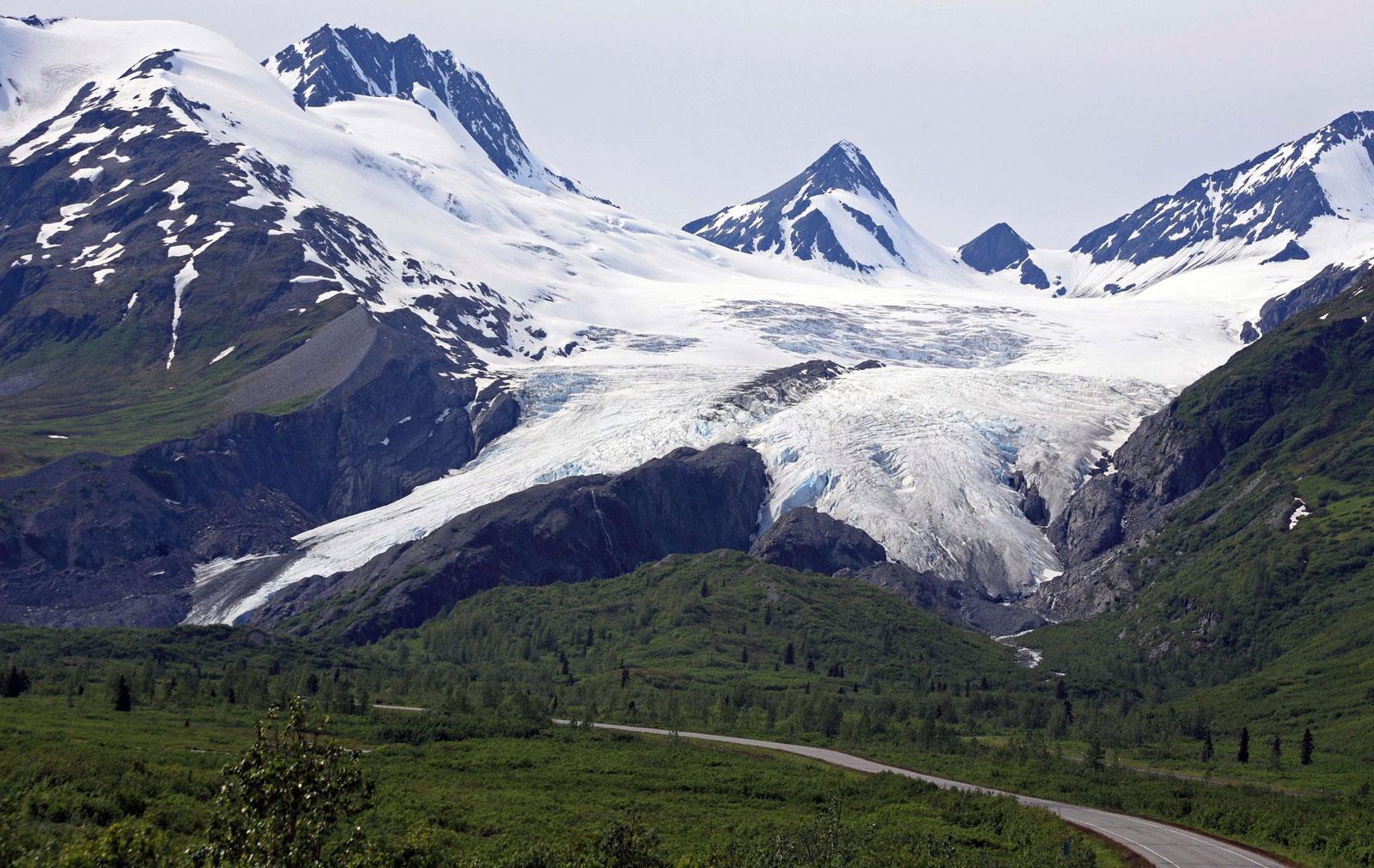 Anchorage to Valdez