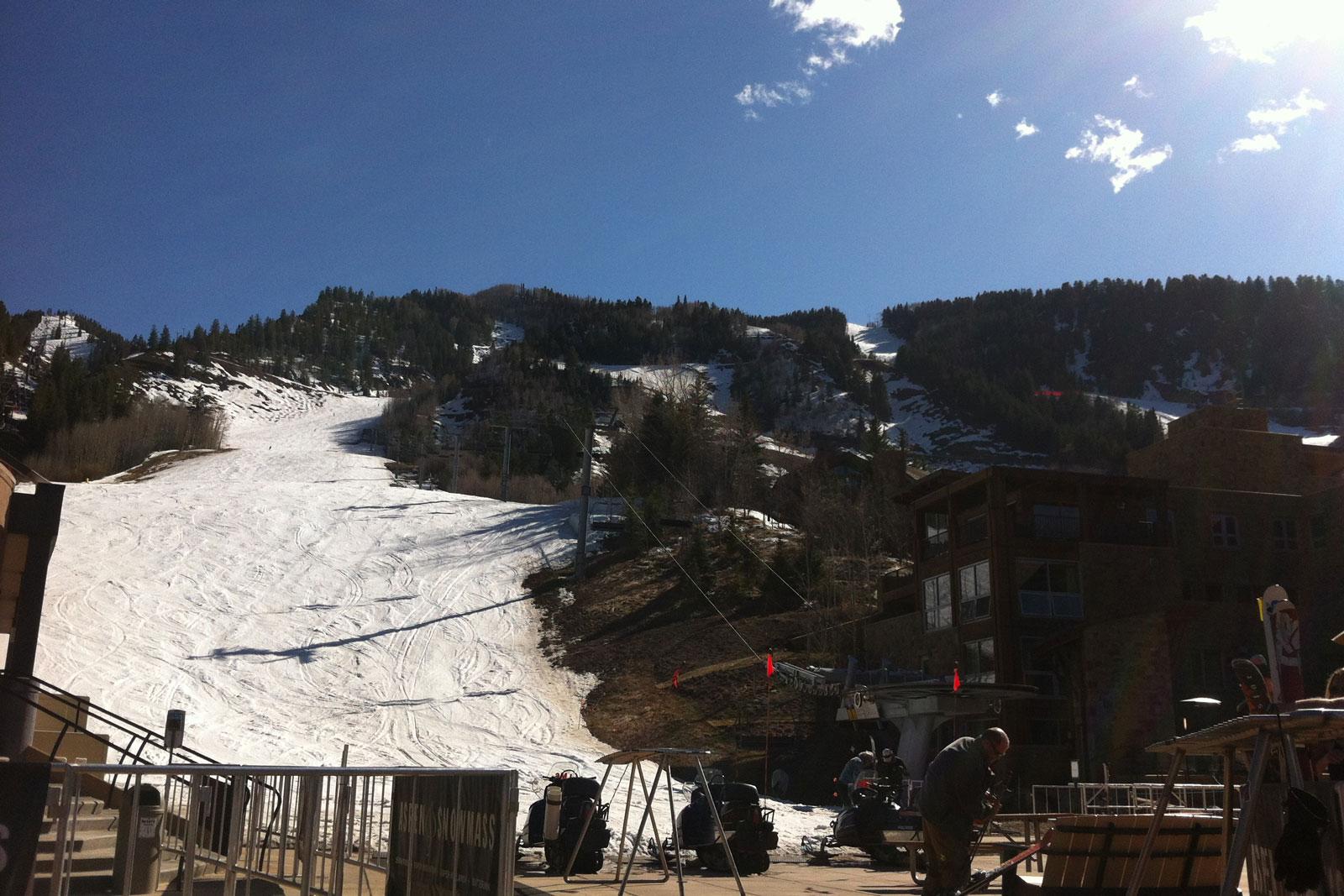 Backcountry Skiing in Colorado: Aspen