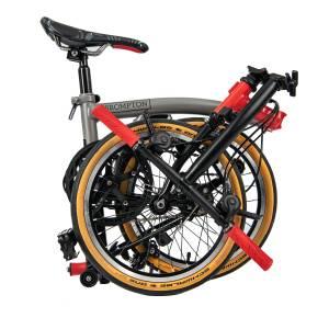 Brompton x CHPT3 Folding Bike