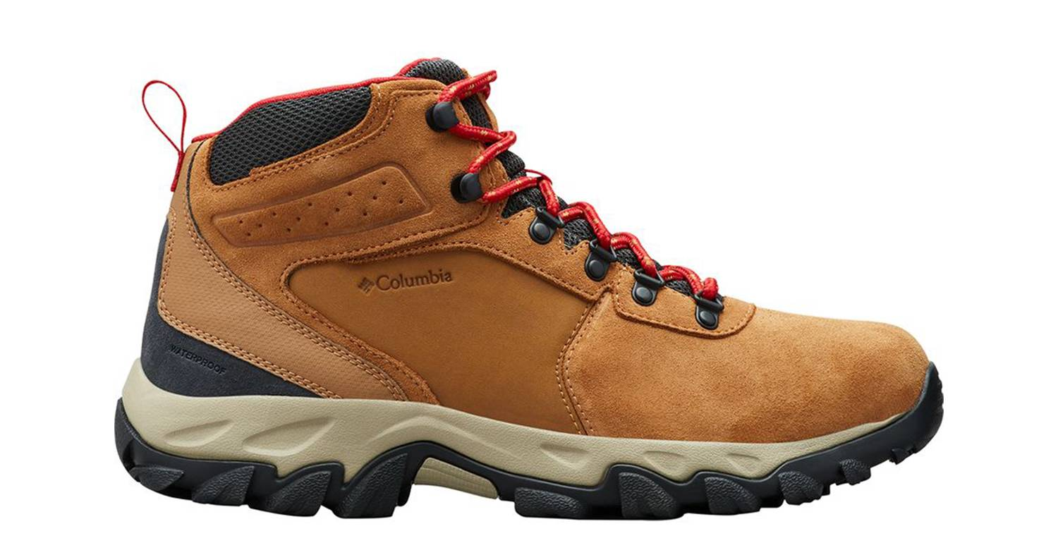 Columbia Newton Ridge Plus II Suede WP Hiking Boot