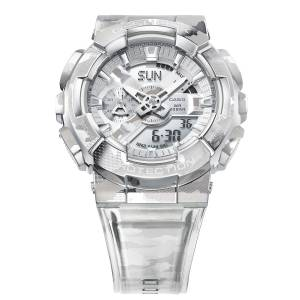 Casio G-SHOCK Camo Translucent watches