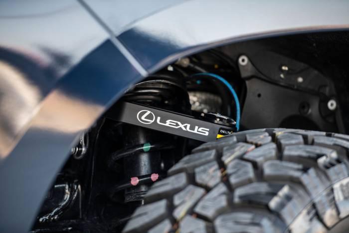 Lexus LX570 Icon Vehicle Dynamics upper control arm