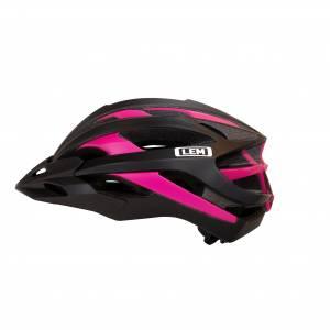 LEM breast cancer awareness helmets