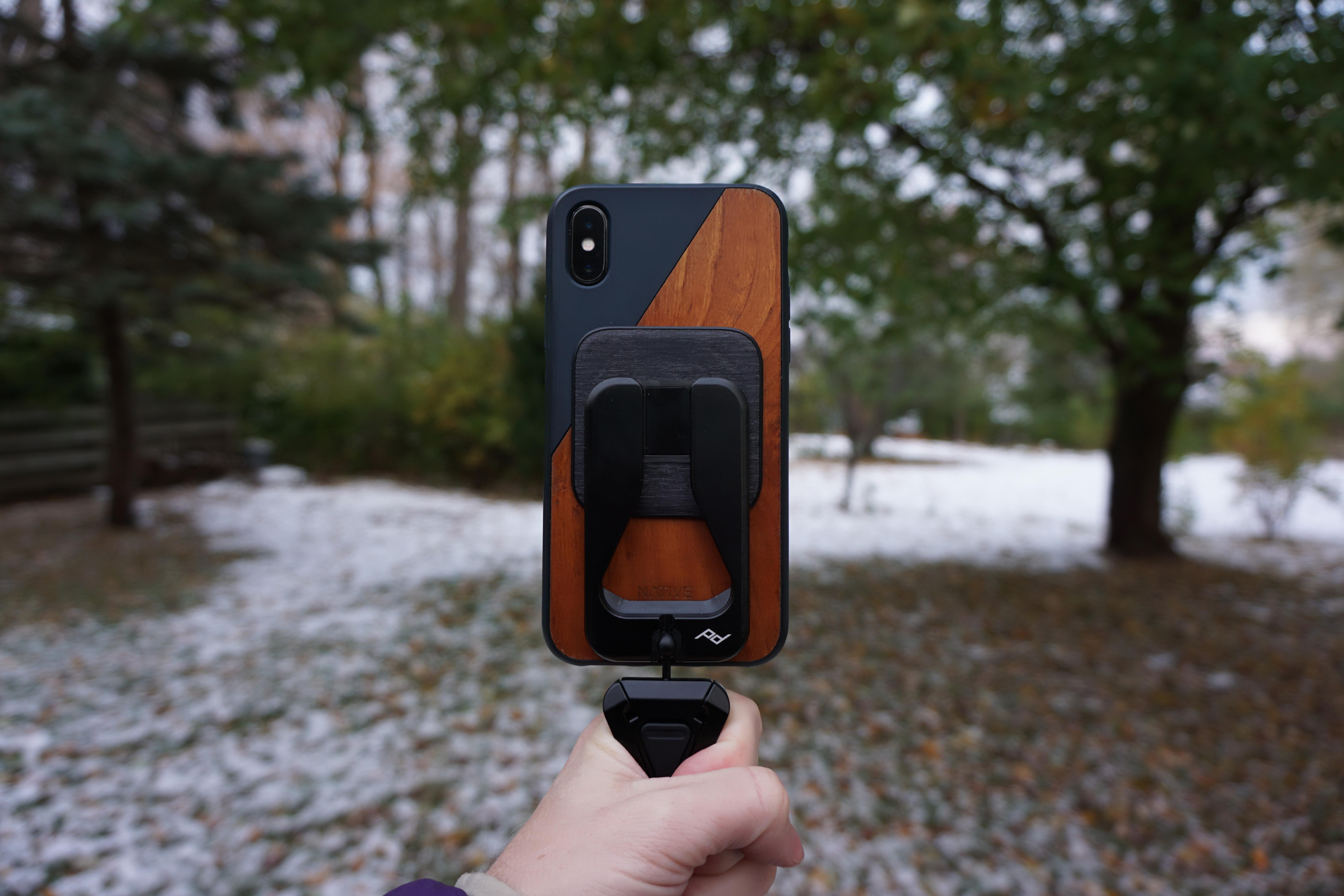 Peak Design Mobile Universal Adapter with Tripod