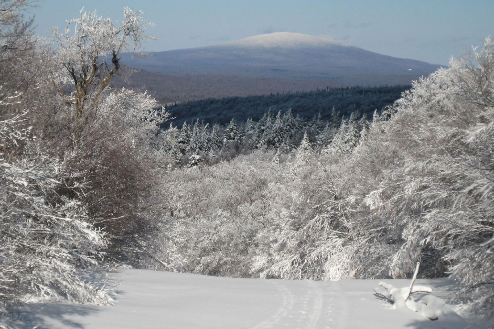 Best Cross Country Skiing in Vermont: Prospect-Mountain-Ski-Center