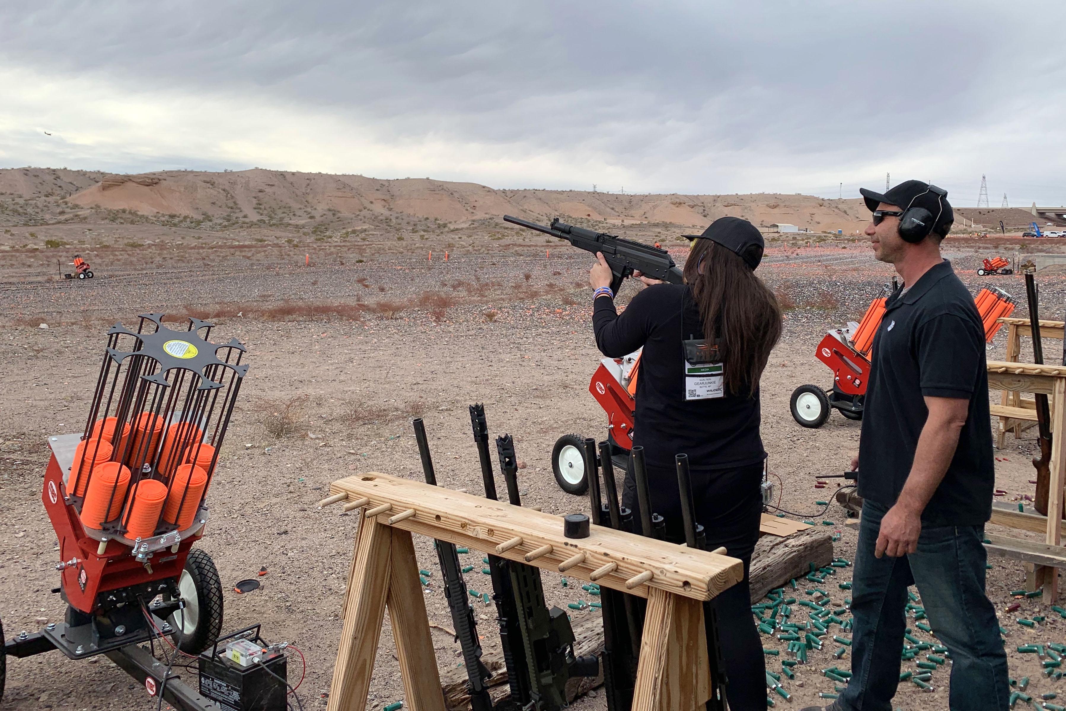SHOT Show 2020 range day
