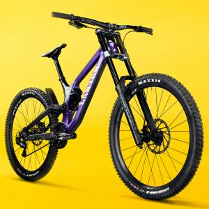 Canyon Bicycles 2021 from AL