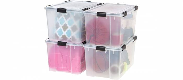 Storage Totes Prime Day Deal