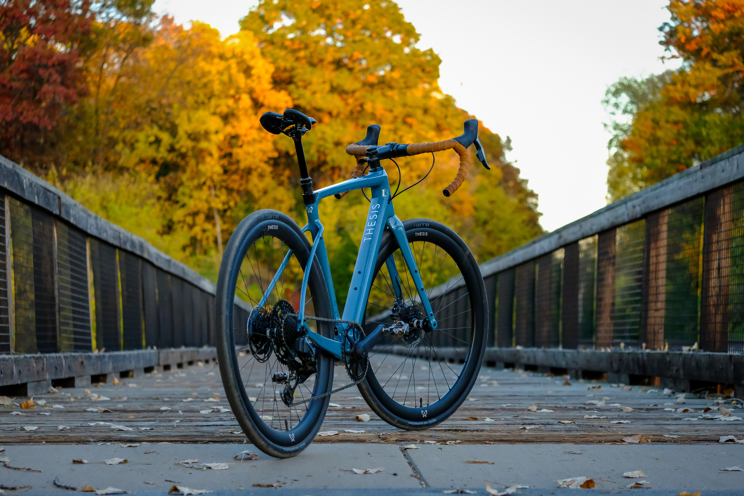 Thesis OB1 Bike on bridge