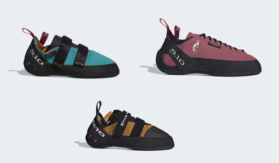 anasazi shoe