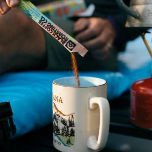Black Coffee Roasting Co. instant coffee