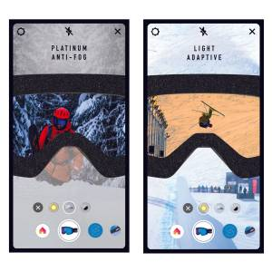 Bollé Augmented Reality for Goggles