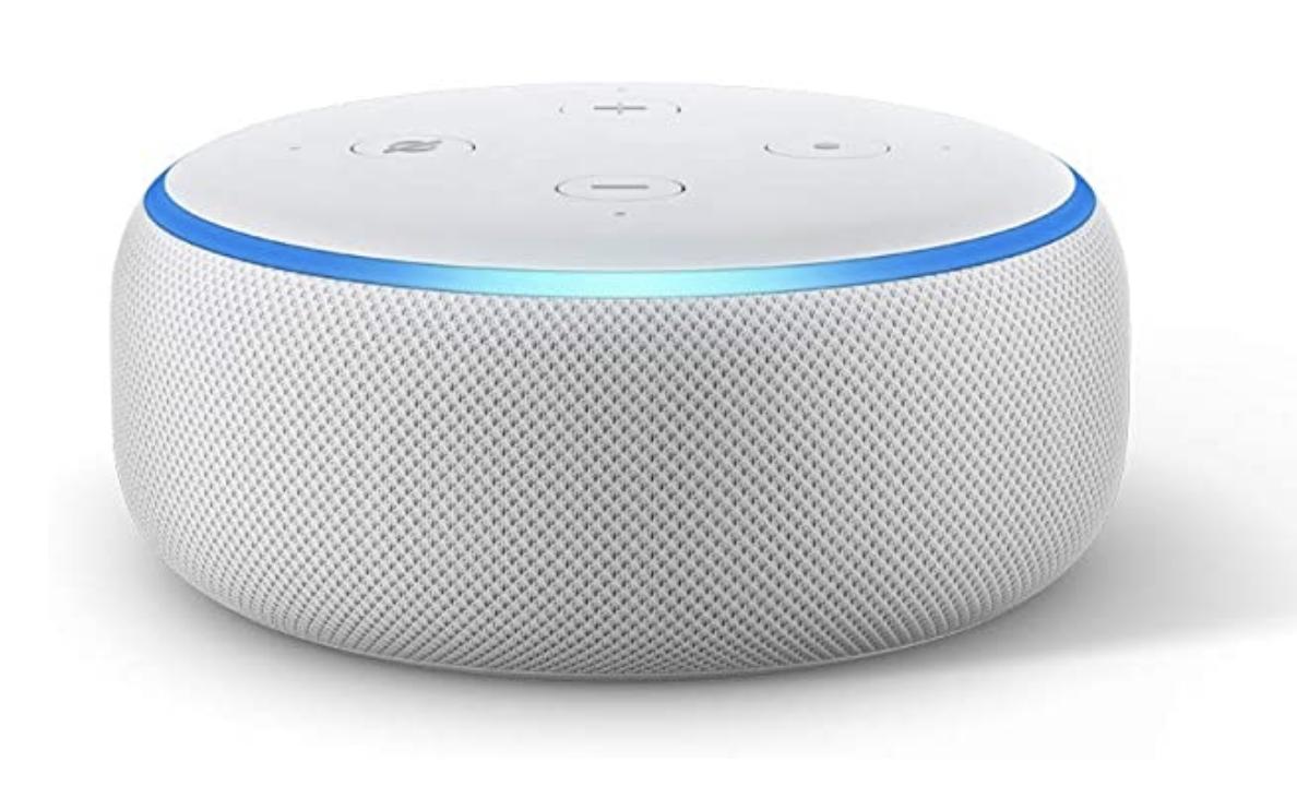 Echo Dot speaker Amazon Prime Day