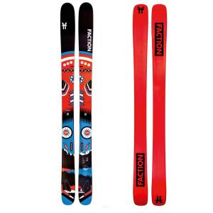 Faction Prodigy 3.0 Parade Collab Skis