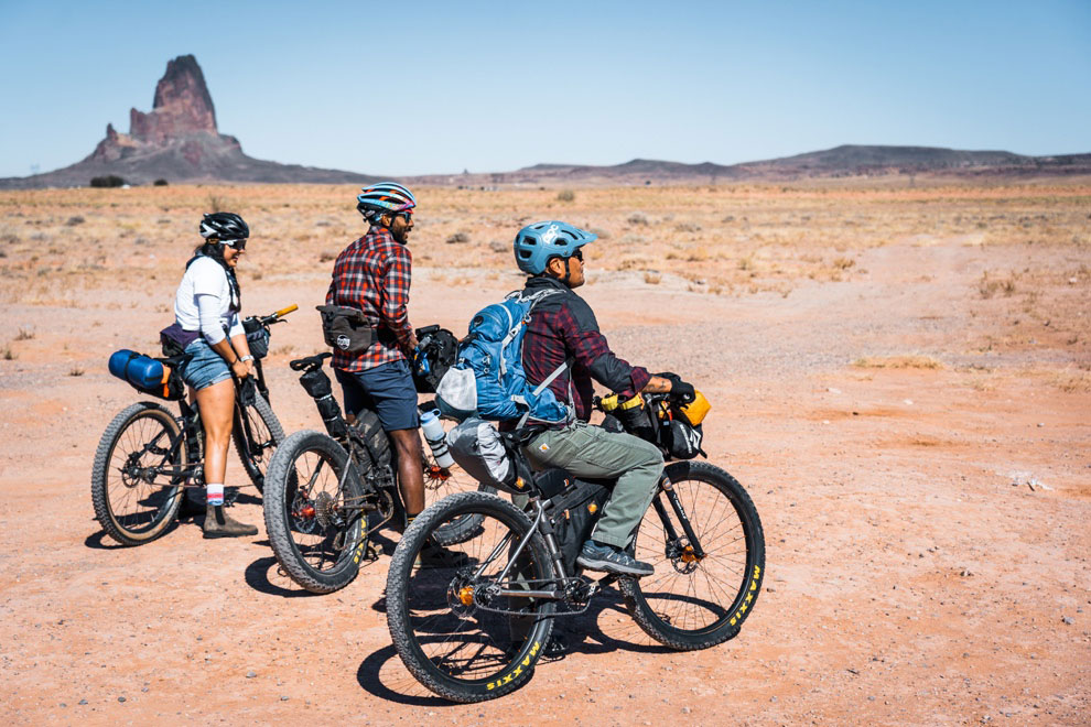 Bikepacking Program for Navajo