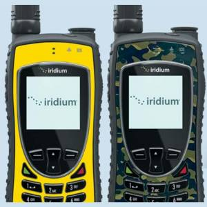 Iridium Extreme&#174 Handsets