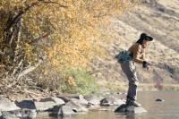 Highlights of the fly fishing film Kayla Lockhart, Mayfly Project