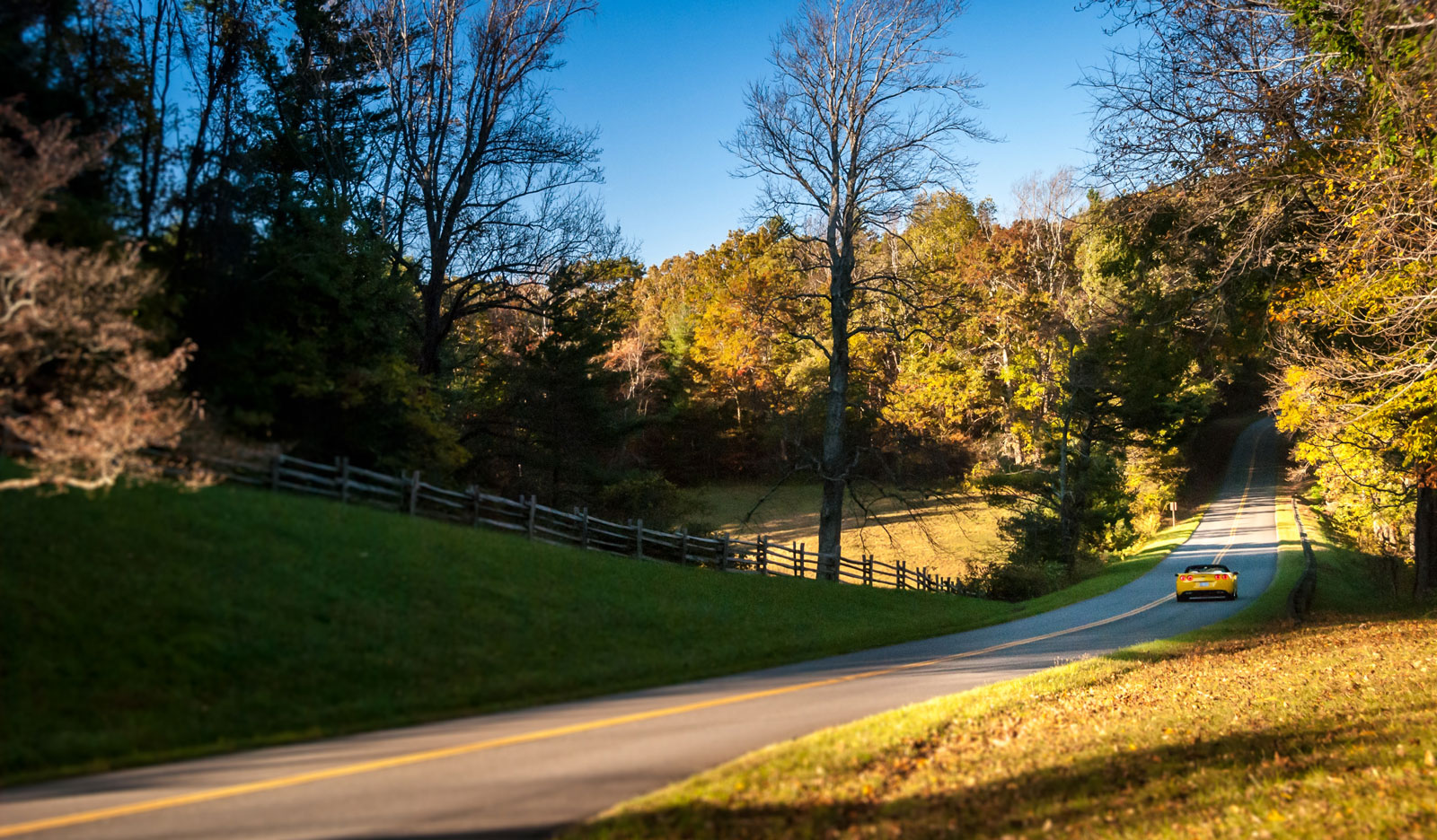 Best Road Trips USA Blue Ridge Parkway