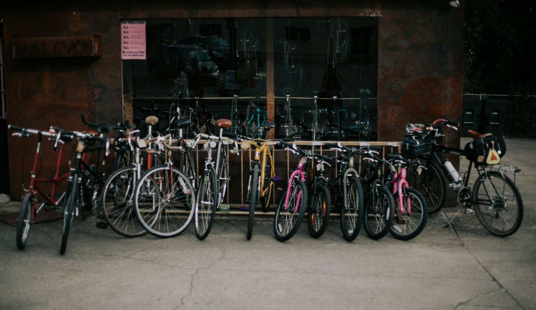 Bike sizes