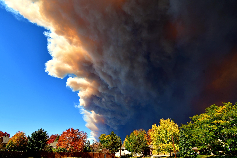 Cameron Peak fire, colorado wildfire