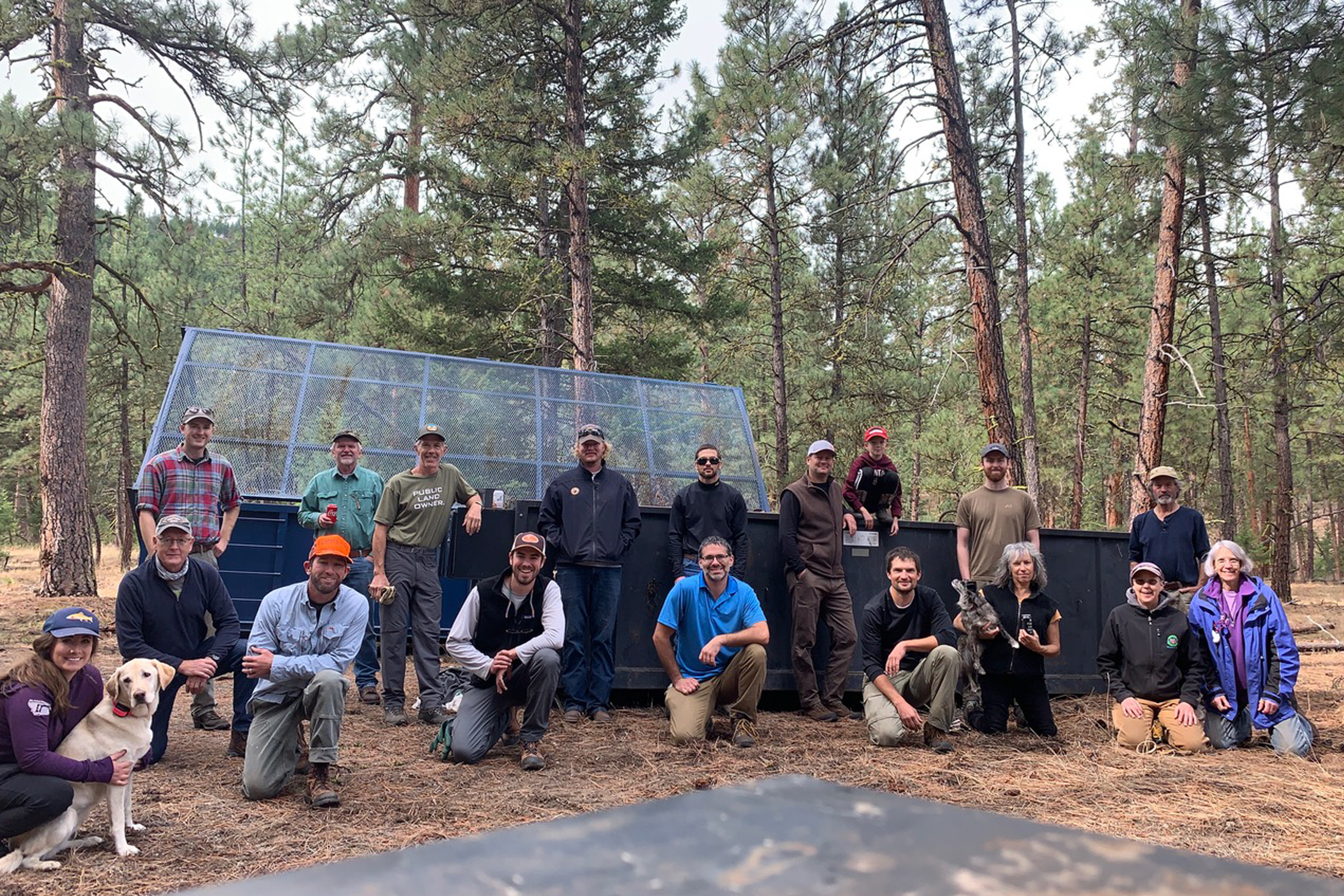 backcountry hunters and anglers, public lands packout