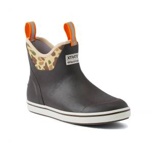 Xtratuf x Huckberry Ankle Deck Boots
