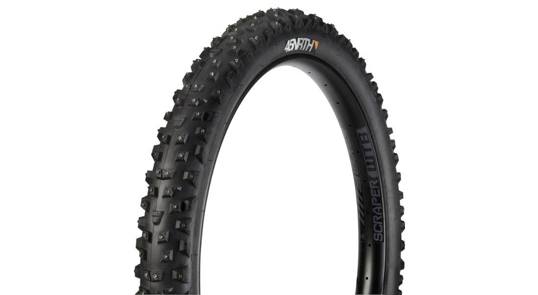 45NRTH Wrathchild Studded Tire