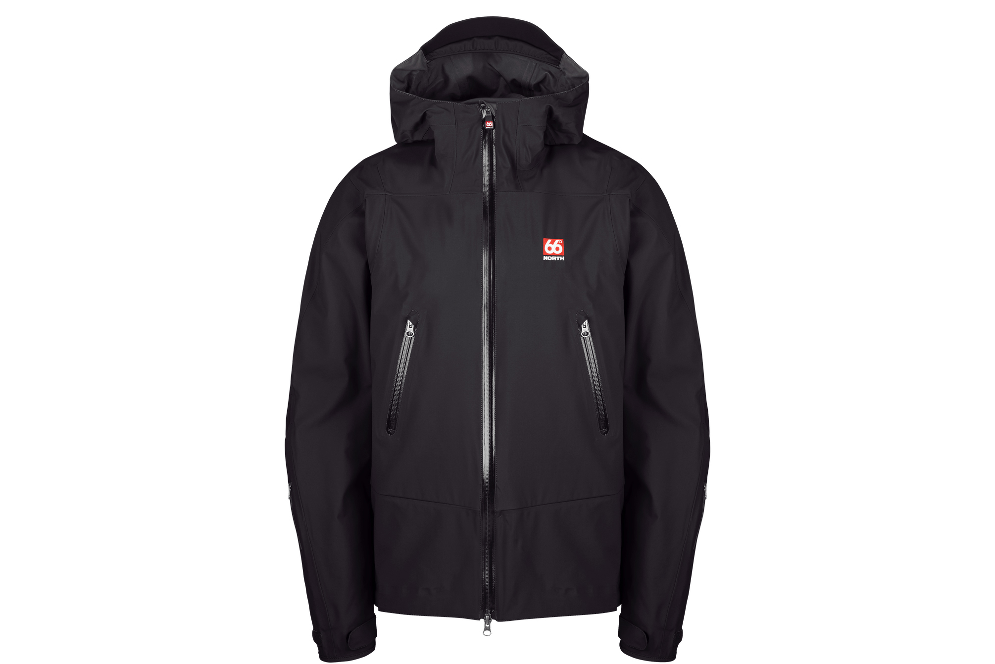 66 North Snaefell rain jacket