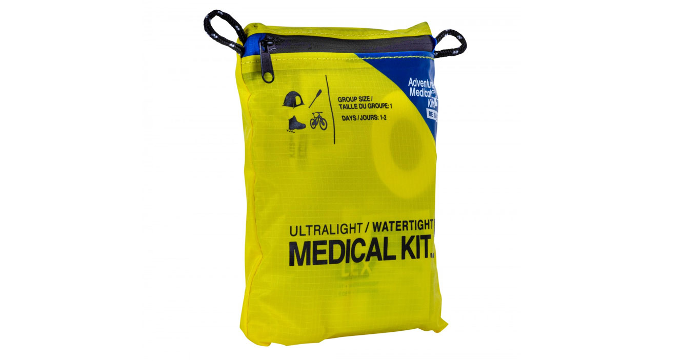 Winter Emergency Kit: Adventure Ultralight Medical Kit