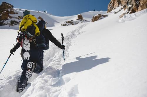 Backcountry Winter Ski Lifestyle2
