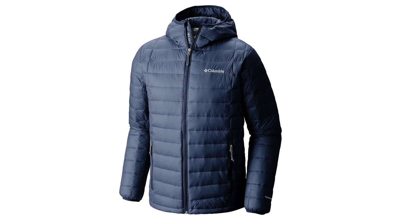 Columbia Voodoo Falls 590 Turbodown Hooded Jacket