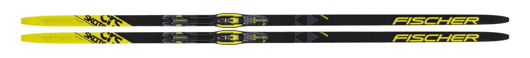 Fischer CRS Skate Skis with TURNAMIC Bindings