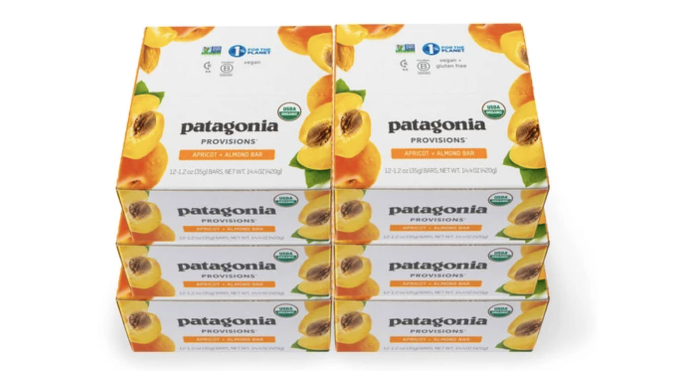 Winter Emergency Kit: Patagonia Dehydrated Food
