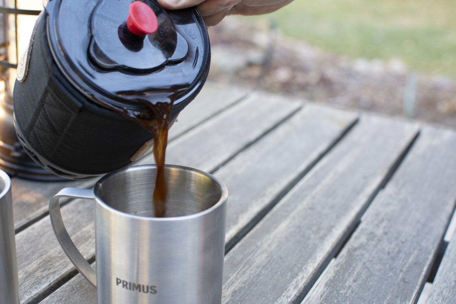 Primus campfire coffee