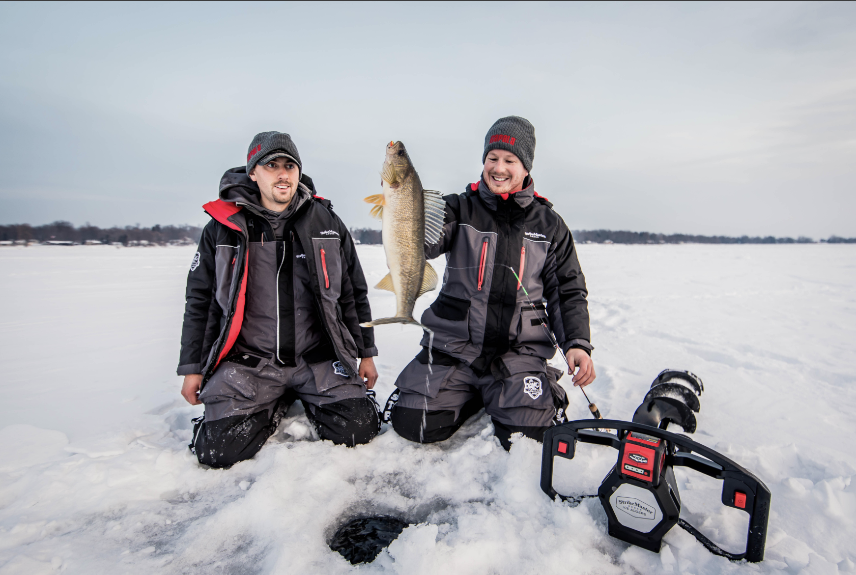 Rapala Strikemaster Ice Fishing