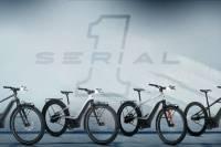 Series 1 e-bikes