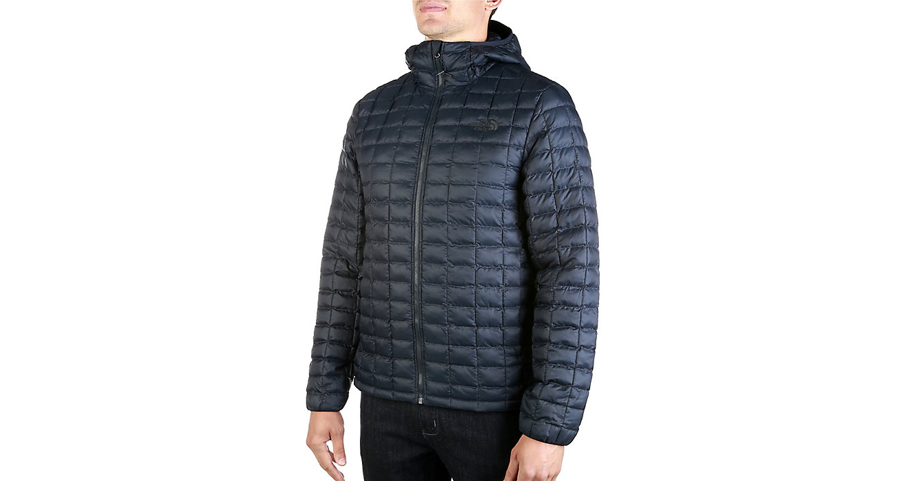 The ThermoBall Eco Hoodie for men by North Face
