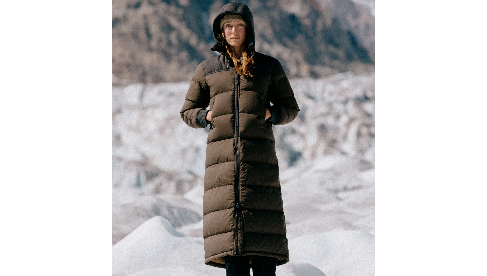 LADIES FEATHER WEIGHT BELOW COAT