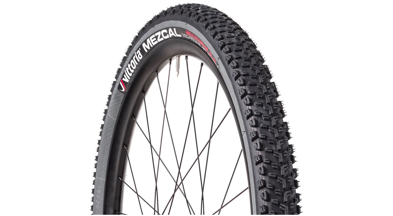 Best Mountain Bike Tires: Vittoria Mezcal III G2.0 4C XC Trail Tire - 27.5in
