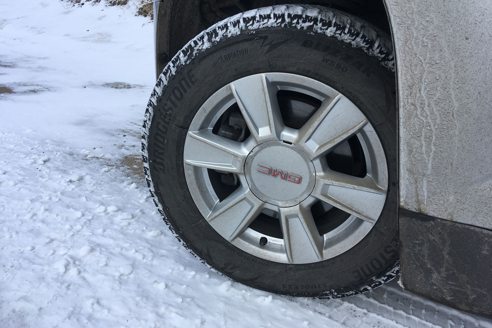 WS90 tires