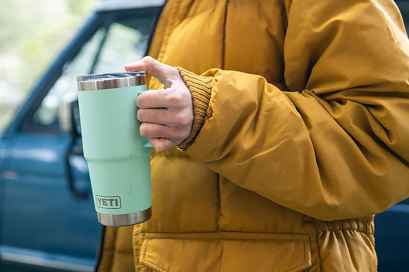 YETI Rambler Travel Mug