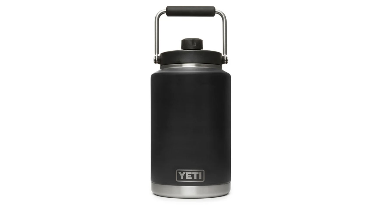 Winter emergency kit: Yeti Rambler One Gallon Jug