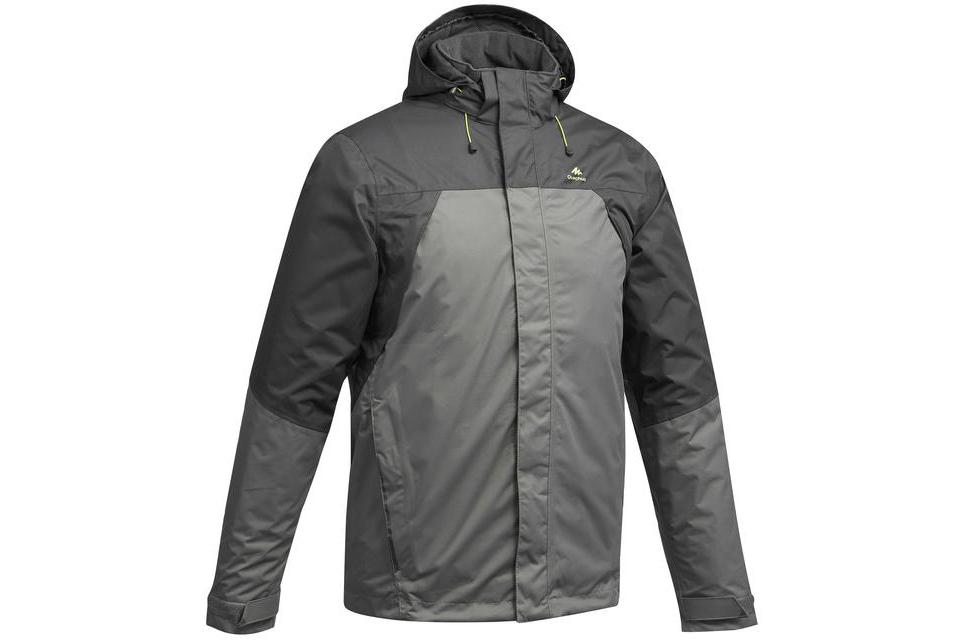 Decathlon Quechua MH100 rain jacket